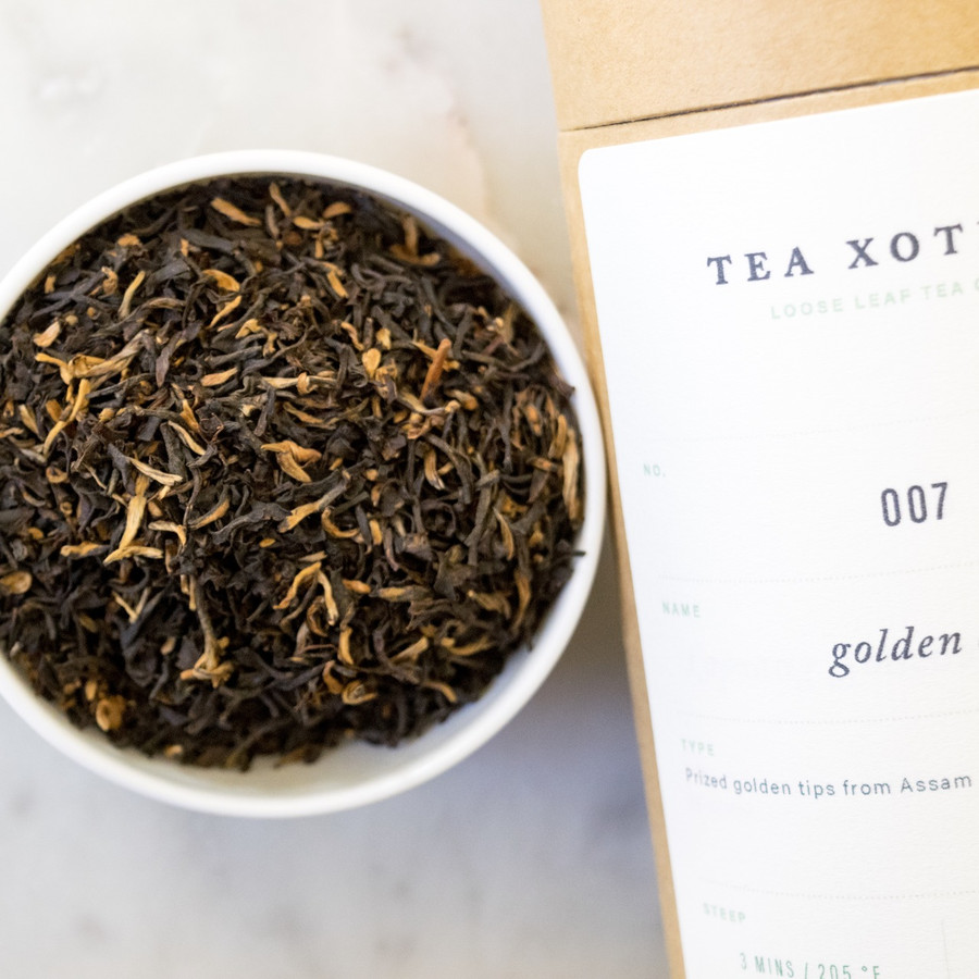 007 Golden Eye Black Tea