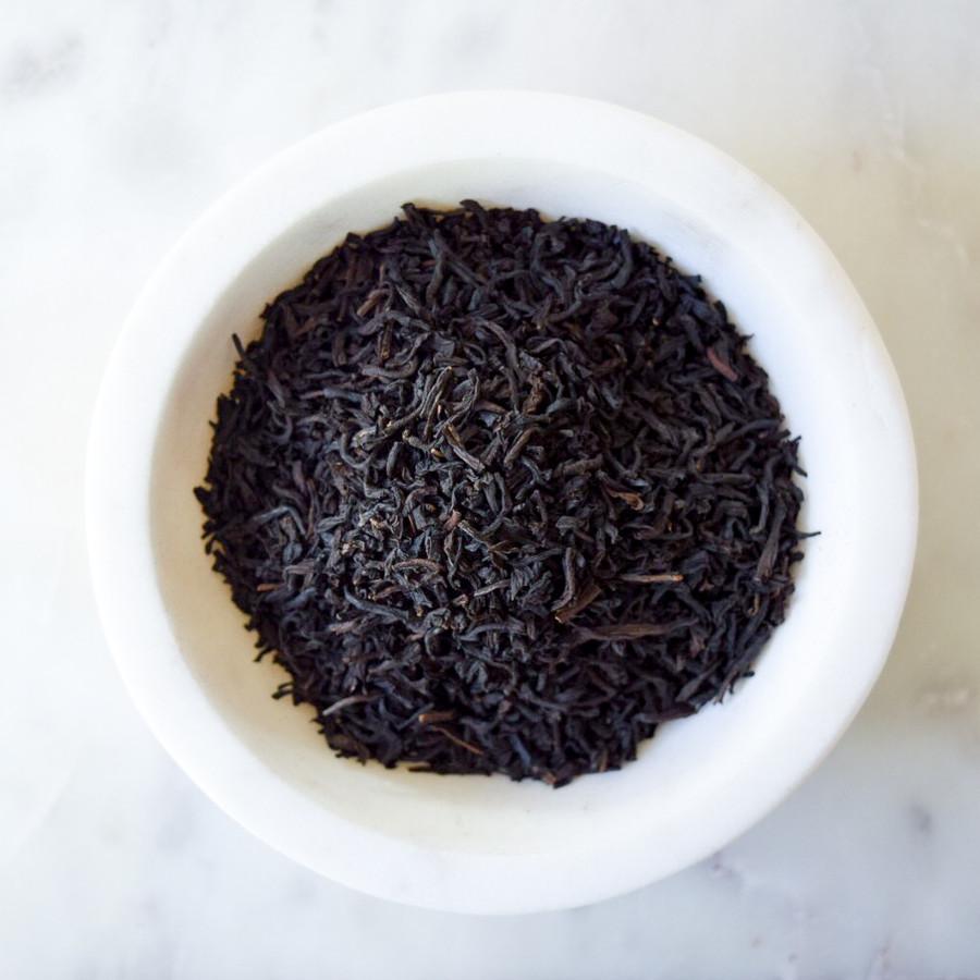 008 Decaf Vanilla Bean Black Tea