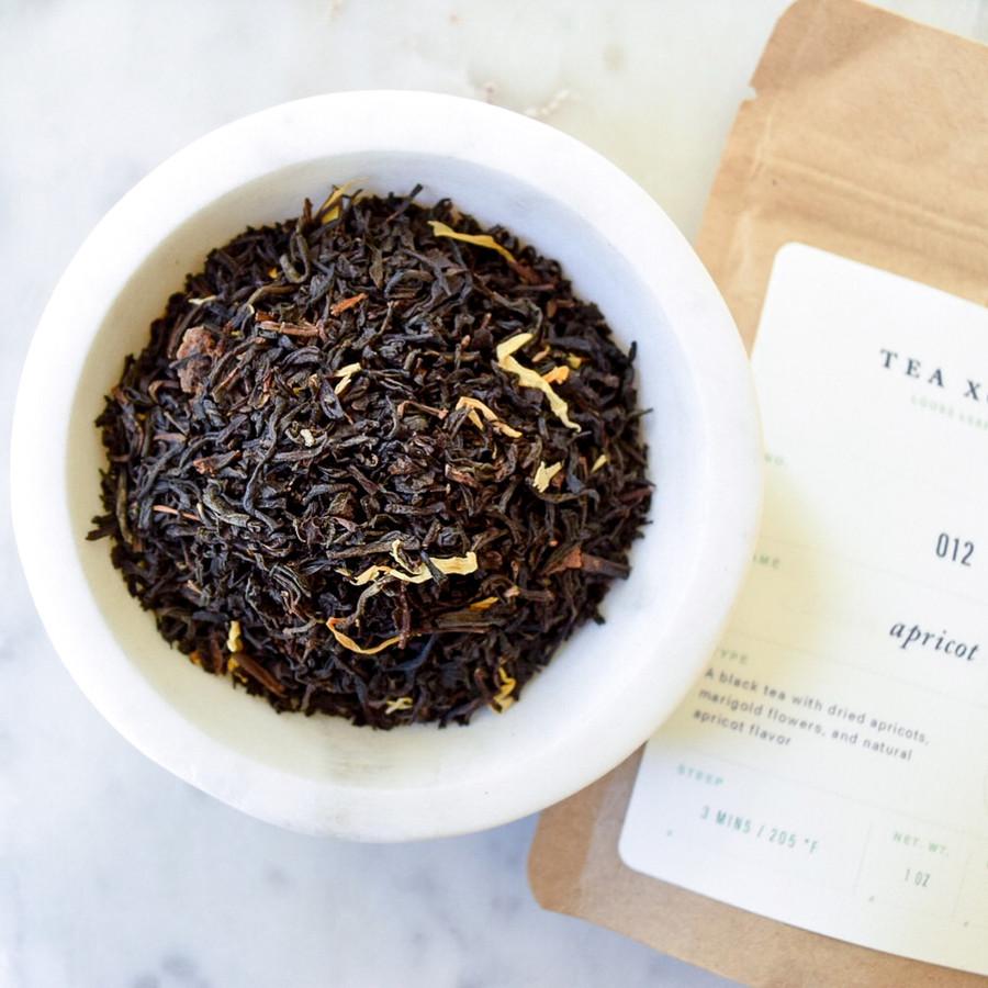 012 Apricot Black Tea