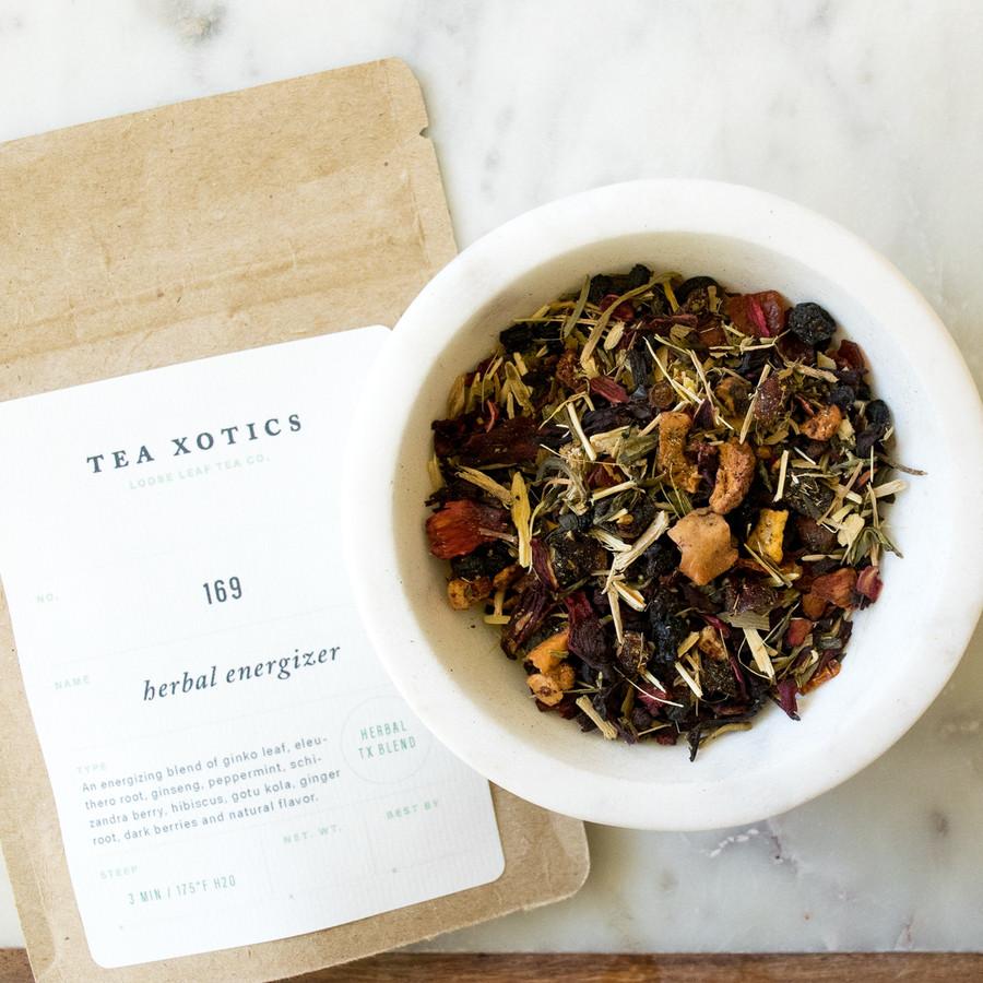 169 Herbal Energizer Wellness Tea