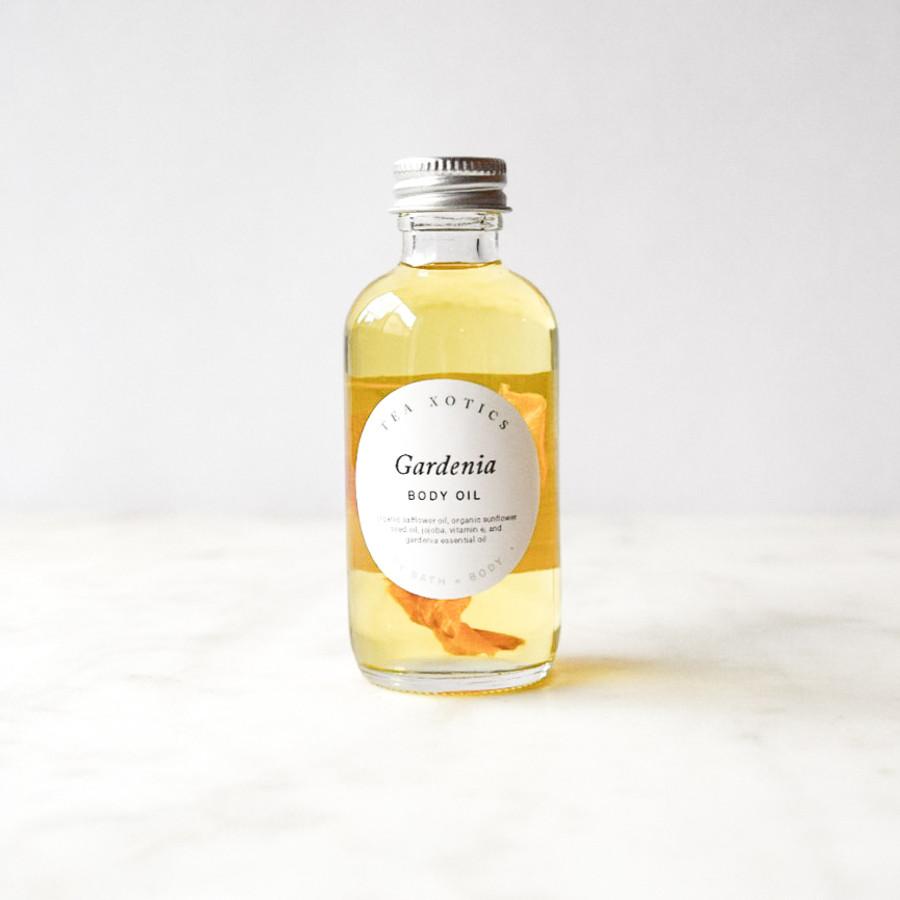 Gardenia Body Oil