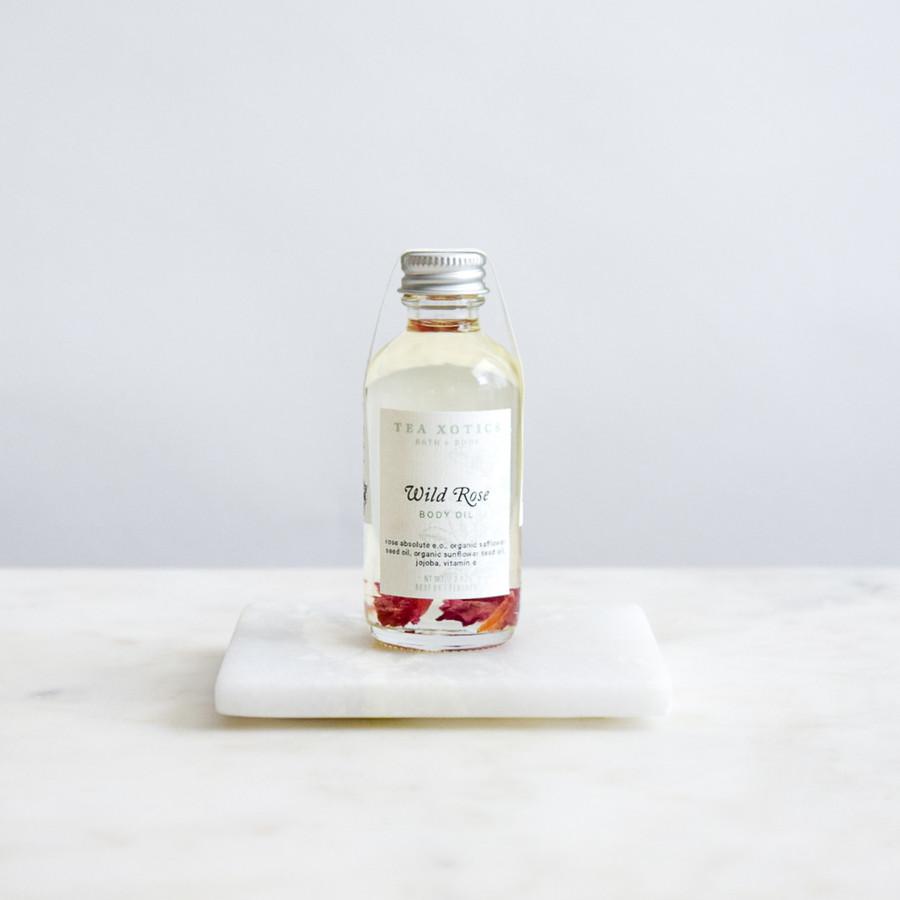 Wild Rose Body Oil