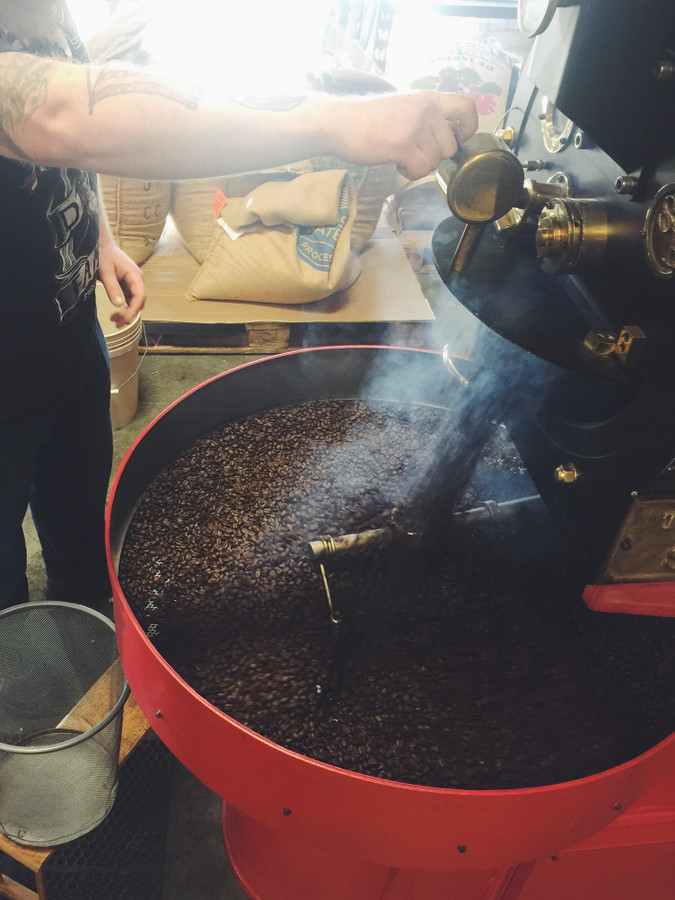 Estate Coffee of the Month