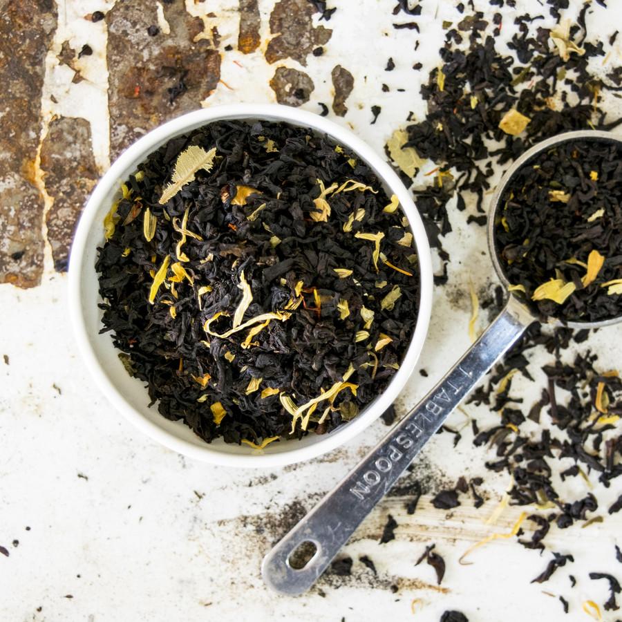 016 California Tropical Black Tea