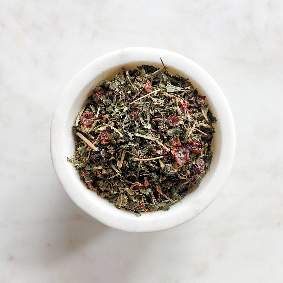 168 Organic Detox Tisane Herbal Wellness Tea