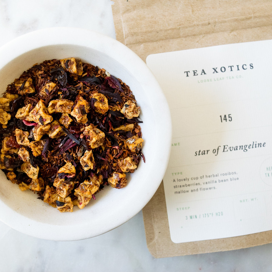145 Star of Evangeline Herbal Tea