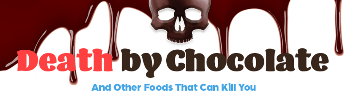 Death by Chocolate – How Much Food Will Kill You