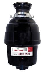 Reginox RD 70 A/S Kitchen Sink Waste Disposal Unit 0.65 HP 2700 RPM
