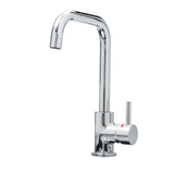 SIA KT6CHD Chrome U-Shaped Single Lever Contemporary Monobloc Kitchen Mixer Tap