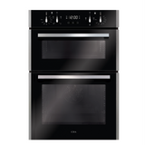 CDA DC941SS Stainless Steel Built In Fully Programmable Double Electric Oven