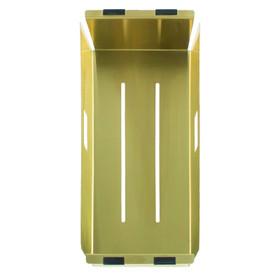 Reginox R3003 Gold Coloured Colander Accessory For Miami Undermount Sinks