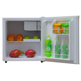 SIA TT01WH 49L Mini Fridge With Ice Box In White, Beer & Drinks Cooler | A+