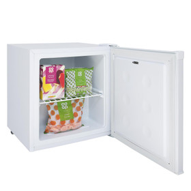 SIA TT02WH 39 Litre White Counter Table Top Mini Freezer With 4* Rating