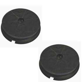 CDA CHA25 Cooker Hood Recirculation Charcoal Filters - CDA ECHK90/ECPK90