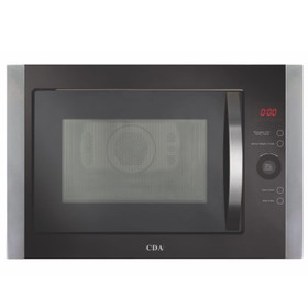 CDA VM451SS 25L Stainless Steel Built In Microwave, Grill & Convection Oven