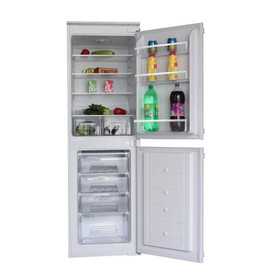 SIA RFI105 50/50 Split Built In Integrated 240L Fridge Freezer | A+ Energy Rated