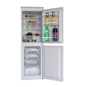 SIA RFI105 50/50 Split Built In Integrated 240L Fridge Freezer