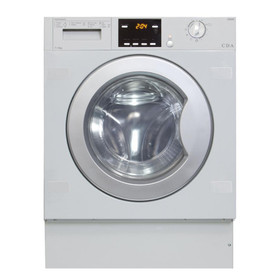 CDA CI926 White 7/4kg Fully Integrated 1200rpm 11 Programme Washer Dryer