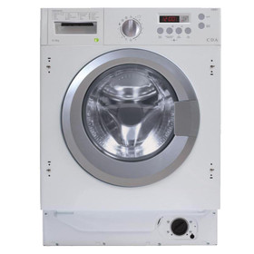 CDA CI981 8kg Wash 6kg Dryer Fully Integrated 1400rpm 16 Programme Washer Dryer