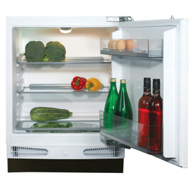 CDA FW321 60cm 136L White Integrated Under Counter Fridge Auto Defrost Rated