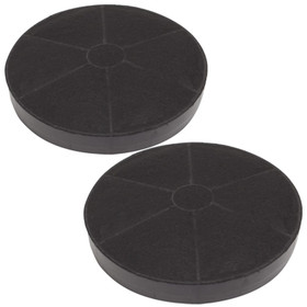 2 x SIA2 Genuine Carbon Re-circulation Filter For SIA Cooker Hood Extractor Fans