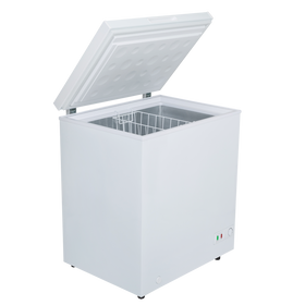 SIA CHF150W 74cm Freestanding 155L White Chest Freezer With A+ Energy Rating