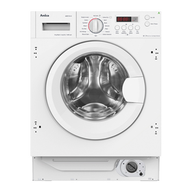 Amica AWDT814S 8kg Wash 6kg Dryer integrated 1400rpm 16 Programme Washer Dryer