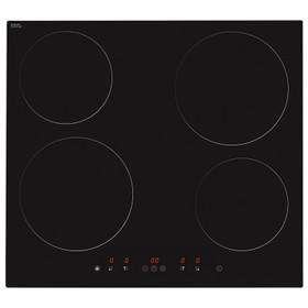 Matrix MHN101FR 60cm Black 4 Zone Touch Control Electric Induction Hob W/ Boost