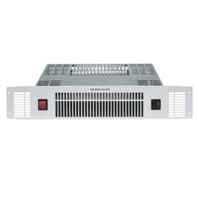 SIA PLH3 2kW White Slimline Electric Built-in Kitchen Plinth Space Heater