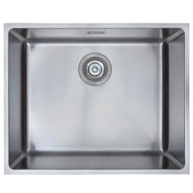 SIA Undermount/Inset Stainless Steel Kitchen Sink W570xD430 1.0 Bowl - OL10SS