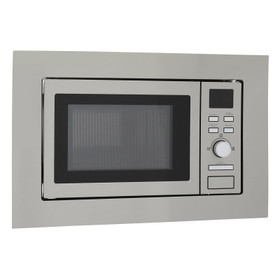 Montpellier MWBI17-300 17L Built in Slim Depth Wall Unit 700W Microwave Oven