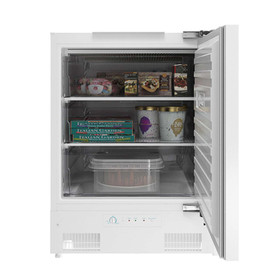 Hisense FUV126D4AW11 White Built-in Integrated Under Counter 3 Drawer Freezer