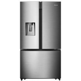 Hisense RF750N4ISF Stainless Steel 578L American Fridge Freezer