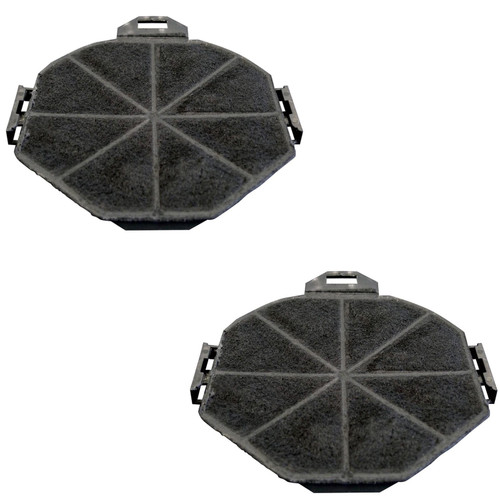 SIA1 Carbon Re-circulation Filters For SIA Kitchen Cooker Hood Extractor Fans