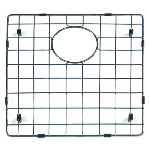 Reginox R3004 Gun Metal Grey Bottom Grid Accessory For MIAMI40X40 GUNMETAL Sinks