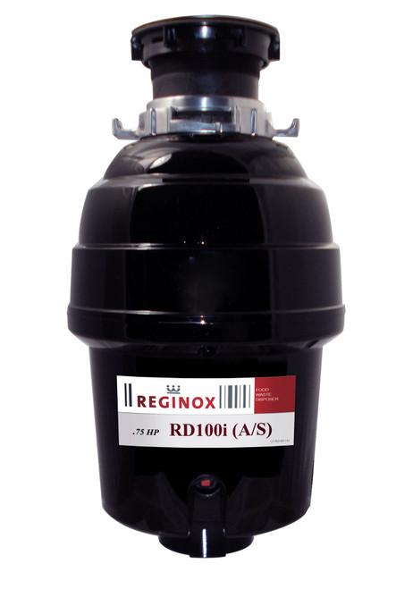Reginox RD 100i A/S Kitchen Sink Waste Disposal Unit 0.75 HP 2700 RPM