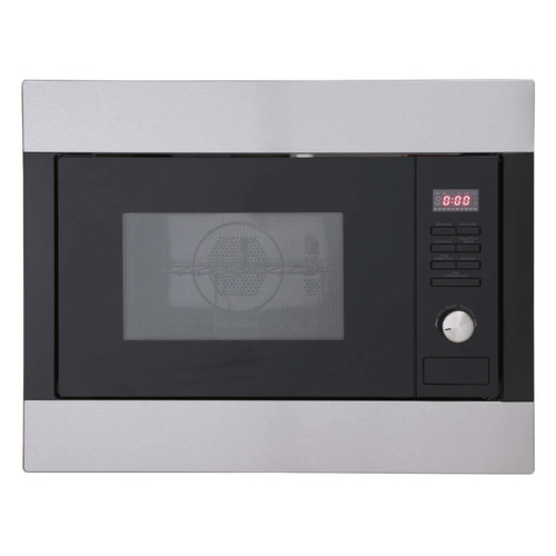 Montpellier MWBIC90029 25L Integrated Built in 900W Microwave Oven With Grill