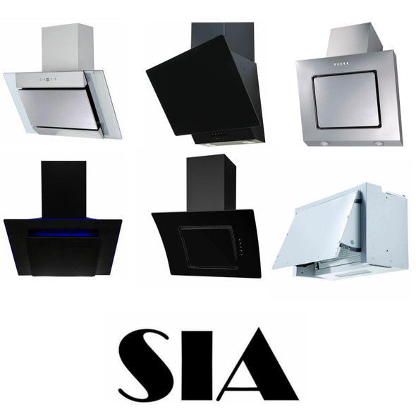 SIA2 Genuine Carbon Re-circulation Filter For SIA Cooker Hood Extractor Fans
