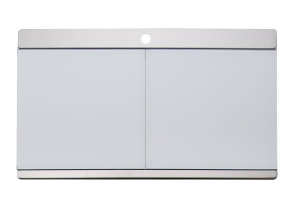 Clearwater Mirage 2.0 Bowl Stainless Steel Sink And White Glass Chopping Boards