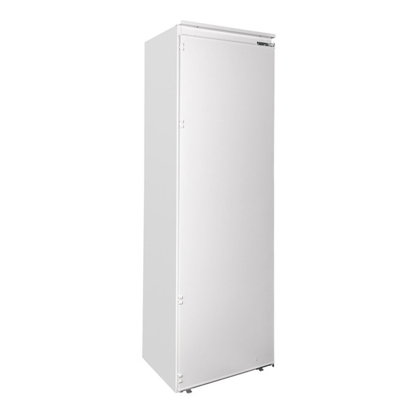 SIA RFI106 304L White Integrated Built In Tall Larder Fridge With Auto Defrost