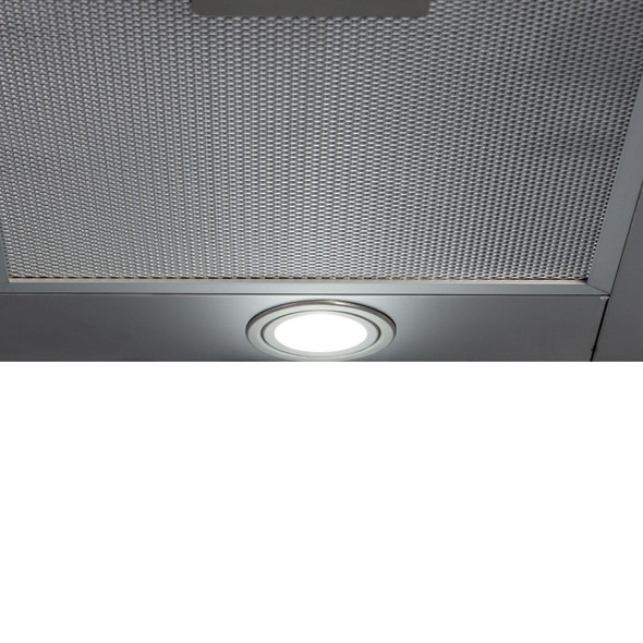 SIA CHL90SS 90cm Stainless Steel Chimney Cooker Hood Kitchen Extractor Fan