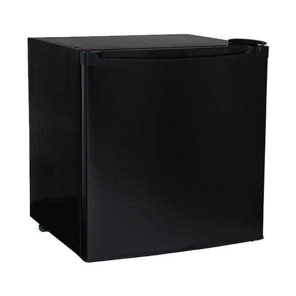 SIA TT01BL 47L Black Table Top Mini Beer Drinks Fridge & Ice Box Freezer A+