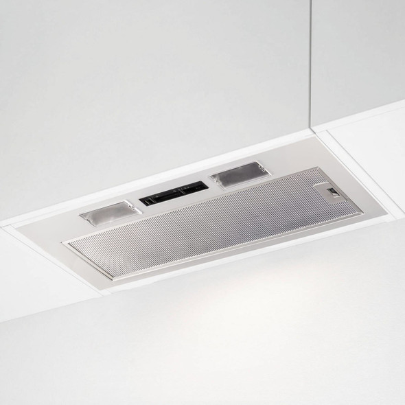 SIA UC70SI 70cm Under Cupboard Canopy Built In Cooker Hood Extractor Fan