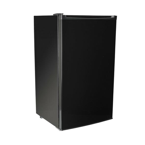 SIA LFS01BL Black Free Standing Under Counter Larder Fridge A+ Energy Rating