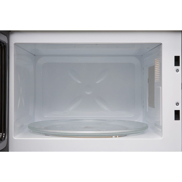 SIA BIM20BL Black 20L Integrated Built in Digital Timer Microwave Oven