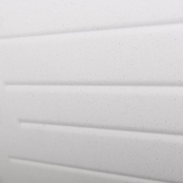 Franke Aveta 1.0 Bowl White Tectonite Kitchen Sink &Reginox Genesis Kitchen Tap