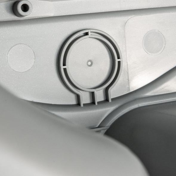Astracast Sierra 1.5 Bowl Light Grey Kitchen Sink And Reginox Elbe Mixer Tap