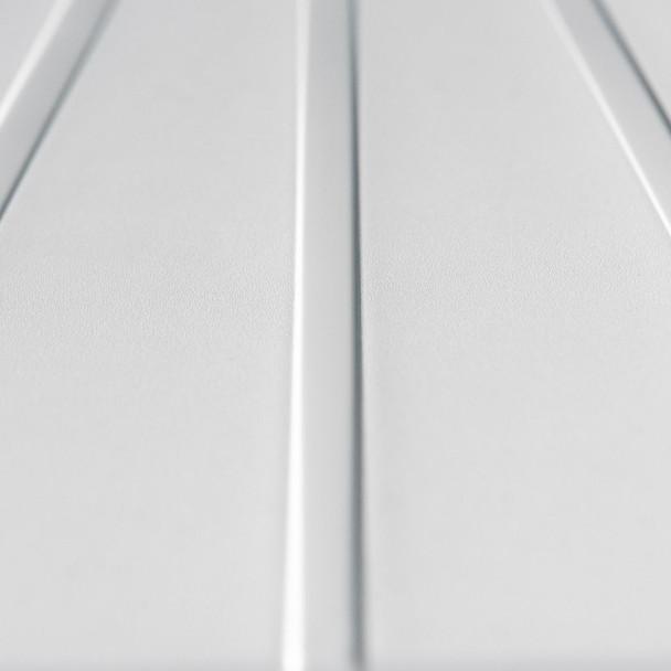 Astracast Sierra 1.0 Bowl Reversible White Kitchen Sink With Basket Waste Kit