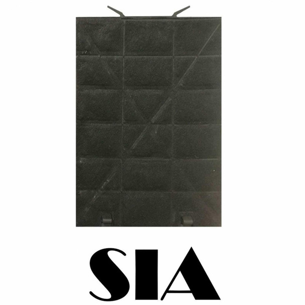 SIA CO9 Cooker Hood Extractor Carbon Recirculation Filters For ISE &LIN Models