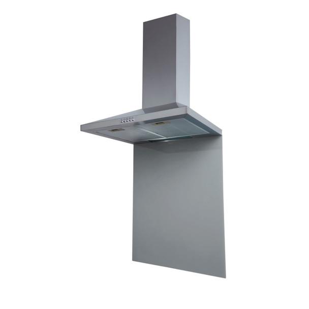 SIA SP70GY 70cm x 75cm Grey Toughened Kitchen Glass Splashback